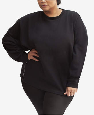 Yogatech Vigil Reflective Plus Pullover Crew-Neck Sweater