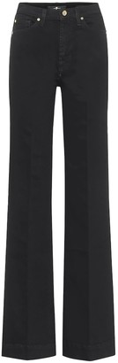 7 For All Mankind Modern Dojo high-rise flared jeans