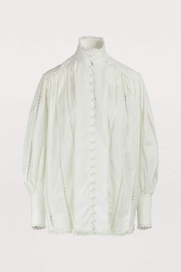 Zimmermann Lace blouse
