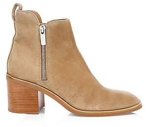 3.1 Phillip Lim Women's Alexa Suede Ankle Boots