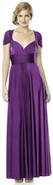 Dessy Collection - MJ-TWIST2 Dress in African Violet