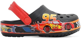 Crocs Cars Print Rubber