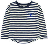 Pepe Jeans Sequined striped sweater