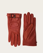 Frye Moto Quilted Glove