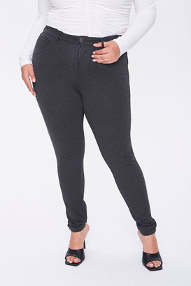 Forever 21 Plus Size Skinny Pants