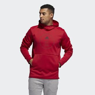 adidas Team Issue Badge of Sport Hoodie
