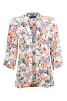 Select Fashion Fashion Womens White White Tropical Soft Jacket - size 6