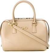 Salvatore Ferragamo Gancini tote - women - Calf Leather - One Size