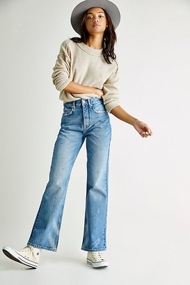 We The Free Bella Baggy Bootcut Jeans