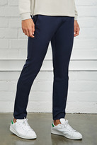 Forever 21 Slim Fit Cotton-Blend Pants