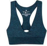 Spiritual Gangster Plunge Scoop-Neck Sports Bra