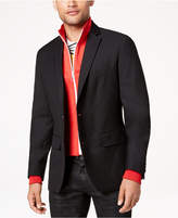 INC International Concepts I.N.C. Men's Layered-Look Slim-Fit Blazer with Removable Bib, Created for Macy's