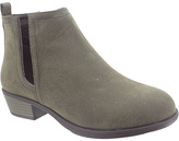 Pierre Dumas Brown Zury Ankle Boot - Girls