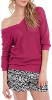 Lole V Neck Knit Sweater