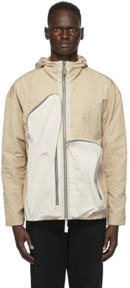 A-Cold-Wall* Taupe Passage Jacket