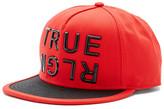 True Religion Block Letters Logo Baseball Cap