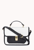 Forever 21 City Chic Colorblocked Crossbody