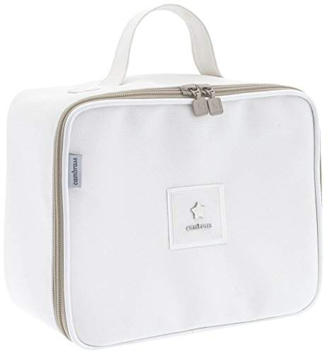 BEIGE Cambrass Square Maternity Bag, Basic Beige, 16 x 25 x 21 cm