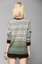 Urban Outfitters Coincidence & Chance Ombre Fair Isle Sweater