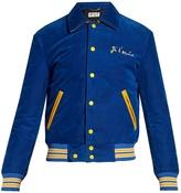 Saint Laurent Corduroy bomber jacket
