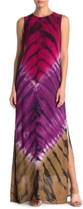 Young Fabulous & Broke Yfb By Jetter Tie-Dye Maxi Dress