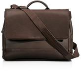 Shinola Flap Messenger Bag