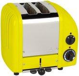 Dualit 2-Slice Classic Toaster, Citrus Yellow - Citrus Yellow