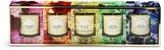 Voluspa Maison Jardin scented votive candle set 85g