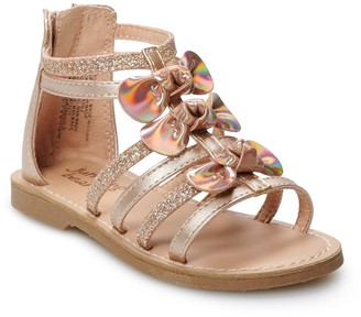 Jumping Beans Bow Toddler Girls' Gladiator Sandals