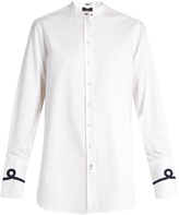 Joseph Emile cotton-poplin shirt