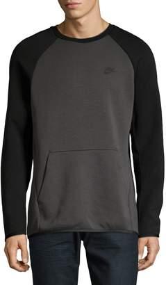 Nike Long-Sleeve Crew Neck Sweater