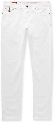 Isaia Slim-Fit Denim Jeans