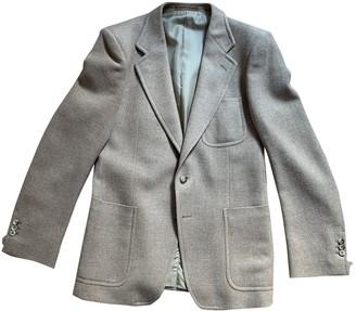 Saint Laurent Beige Linen Suits
