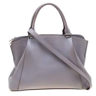 Cartier C Purple Leather Handbags