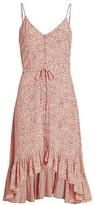 Rails Frida High-Low Ruffle Dress