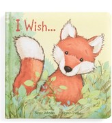 Jellycat I Wish Board Book