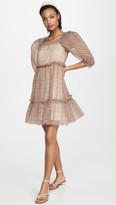 Sea Teddie Midi Dress