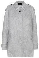 Isabel Marant Faber Wool-blend Coat