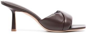 Studio Amelia Padded Open-Toe Sandals