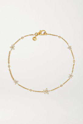 OLE LYNGGAARD COPENHAGEN Shooting Stars 18-karat Gold Diamond Bracelet - L