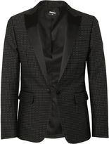 DSQUARED2 Micro Patterned Blazer