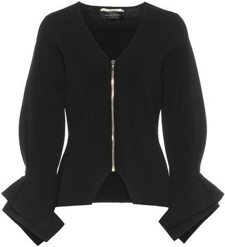 Roland Mouret Positano knit jacket
