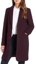 Andrew Marc Women's Paige Wool Blend Boucle Coat