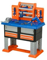 American Plastic Toys Inc. American Plastic Toys Deluxe Workbench - Blue/Gray