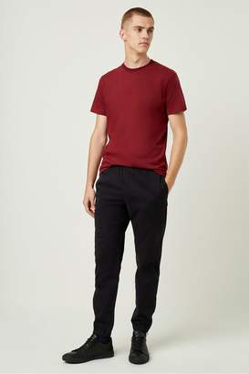 French Connection Machine Stretch Zip Detail Trousers