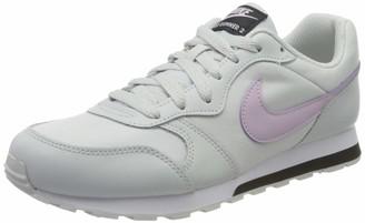 Nike Unisex Kid's MD Runner 2 (GS) Walking Shoe