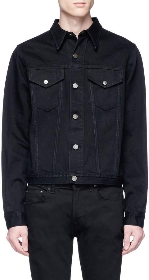 Calvin Klein Graphic patch denim jacket