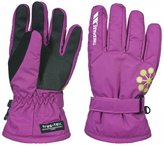 Trespass Childrens Girls Marilyn Ski Gloves