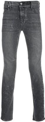 RtA Mid Rise Skinny Fit Jeans