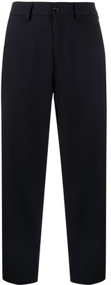 Closed Classic Cropped Trousers